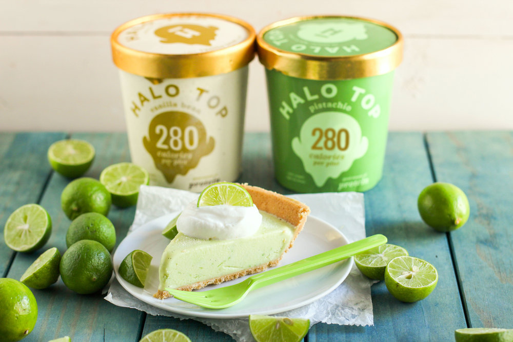 Key+Lime+Ice+Cream+Pie